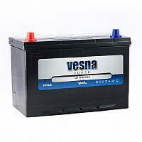 Аккумулятор Vesna Power 95Ah 850A R+ Asia 415295
